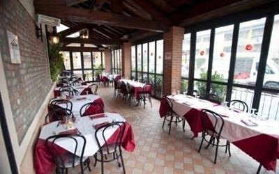 prenotazione tavoli in veranda