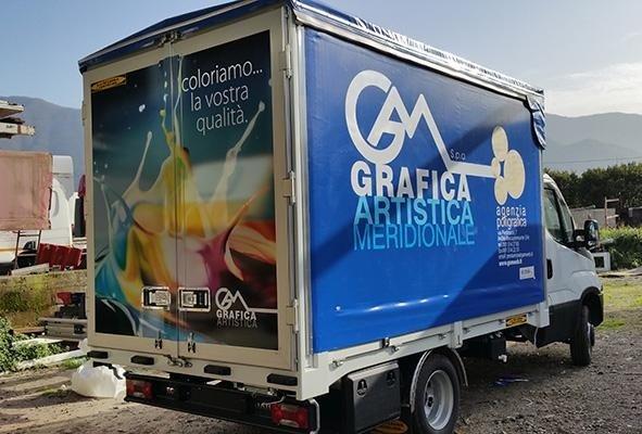 telone per camion a marchio GAM