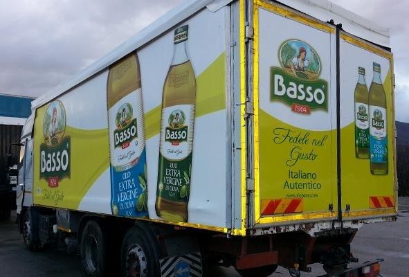 telone per camion a marchio BASSO