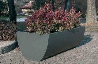 uso jardinera sistema de disuasin mobiliario exterior e interior centros comerciales zonas de entrada oficinas pabellones