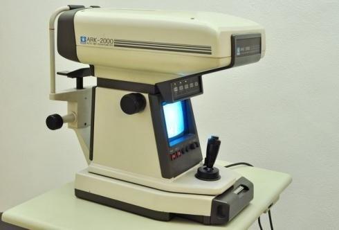 Esame della vista computerizzato