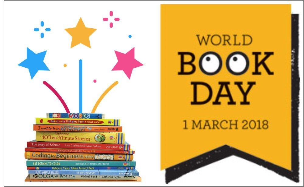 Image result for world book day 2018