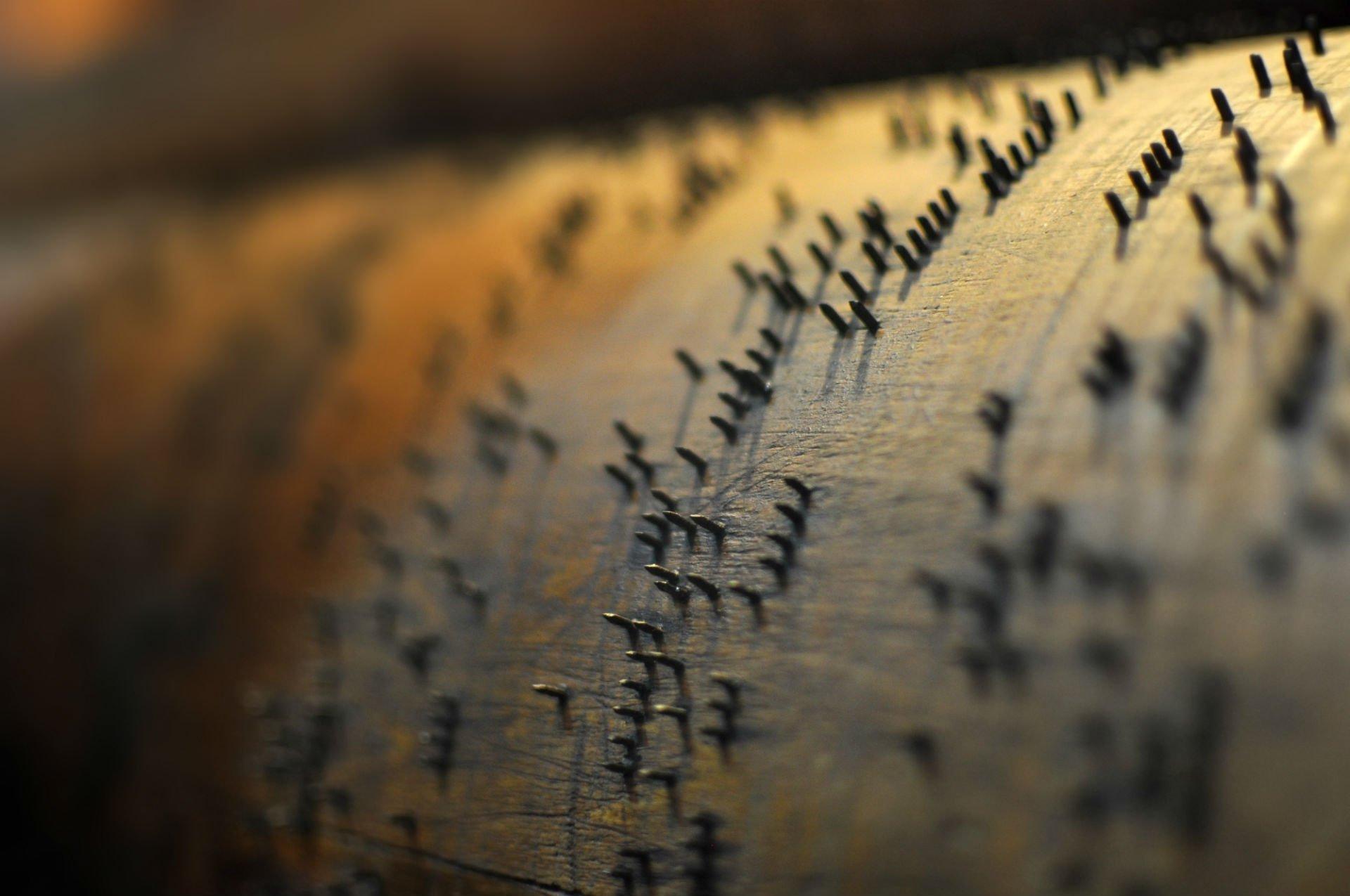 un carillon antico