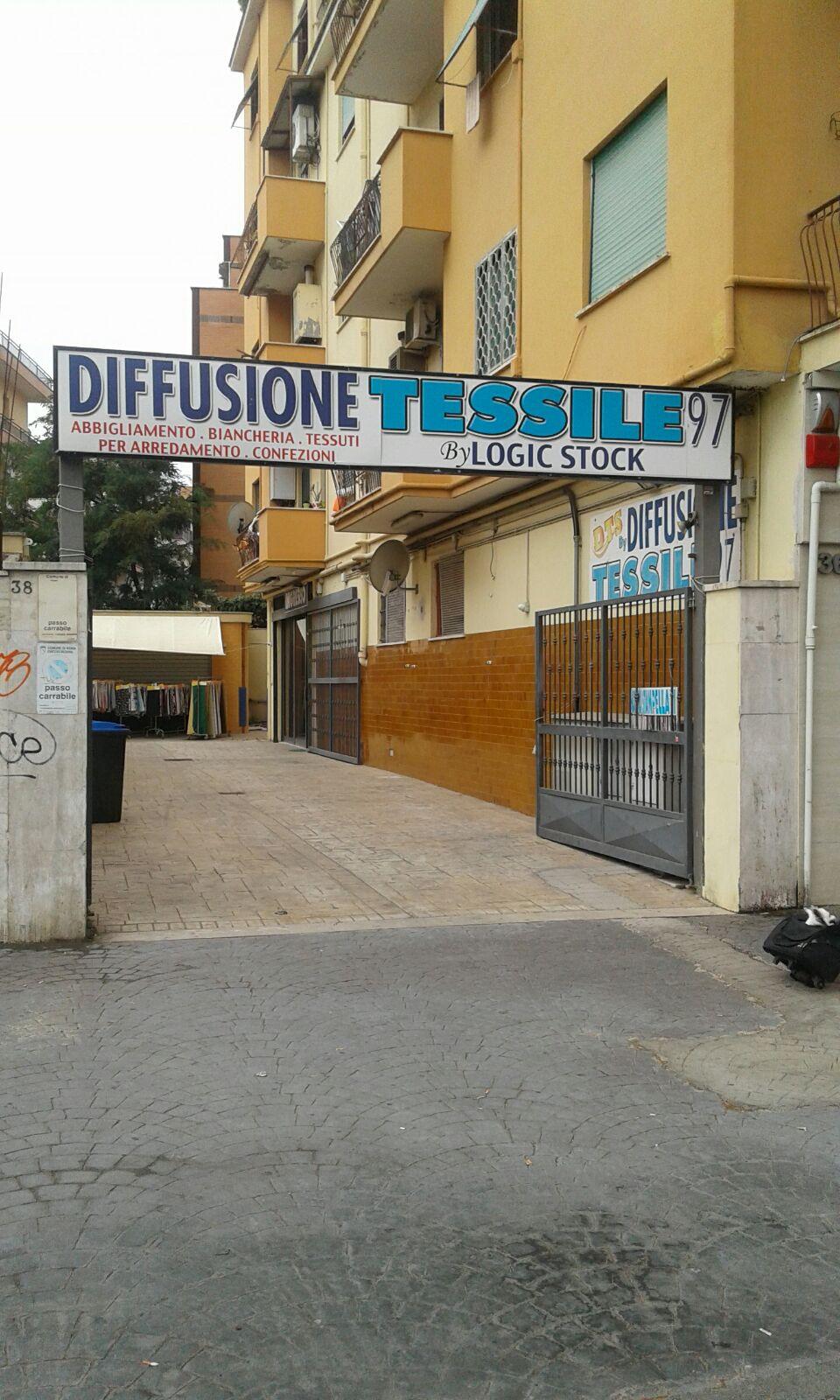 Ostia S Lido Rome Rm Diffusione Tessile 97