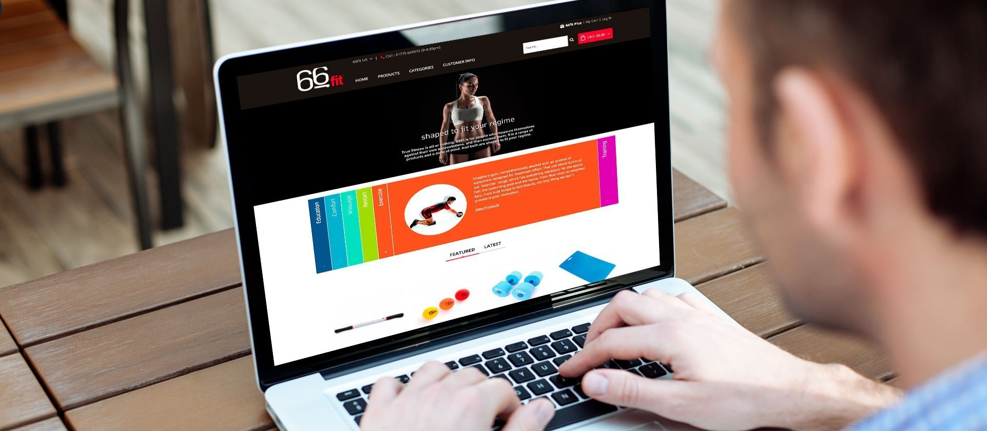 66fit-website