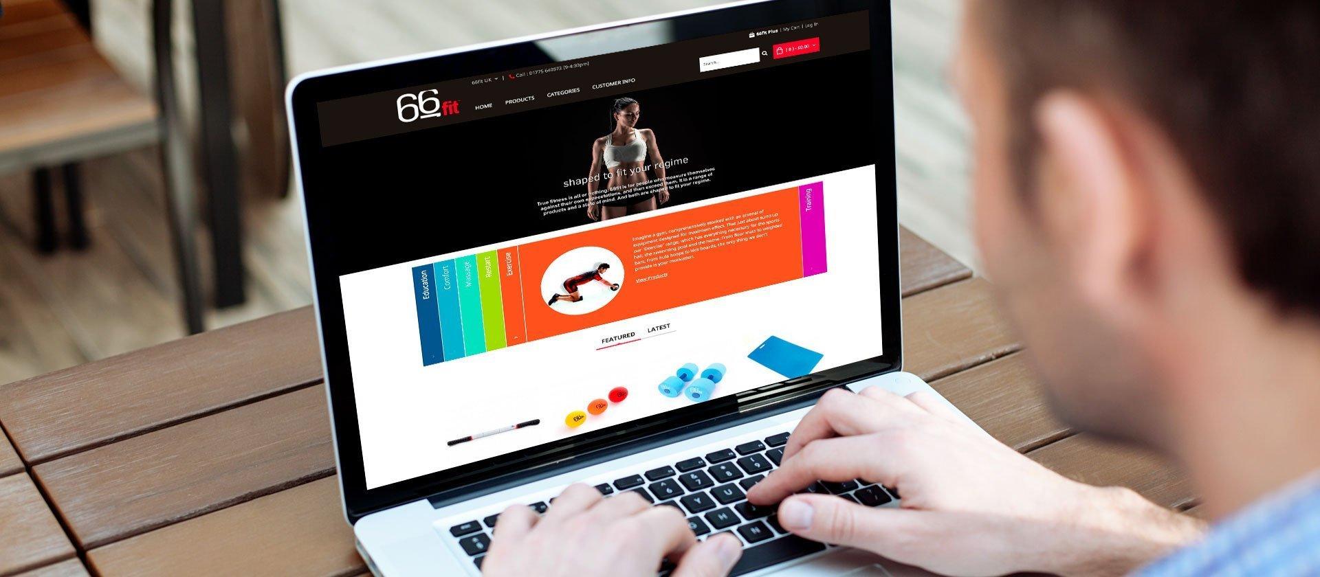 66fit-website