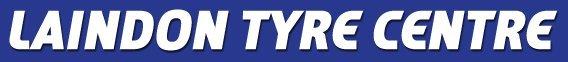 Laindon tyre centre company logo