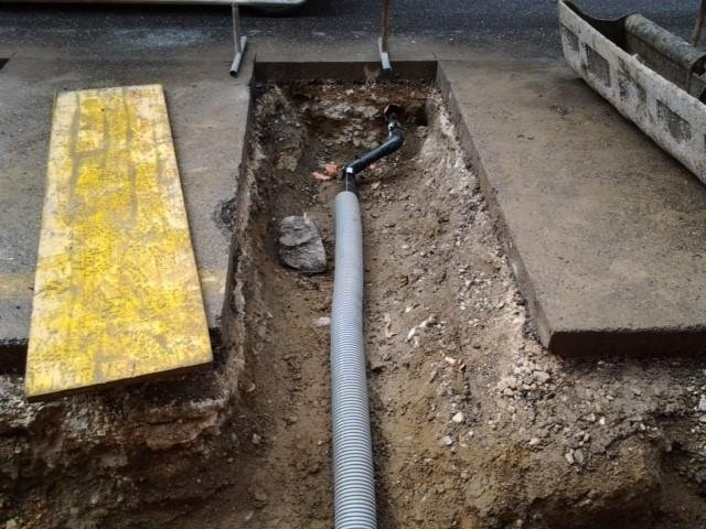 intervento impianti gas