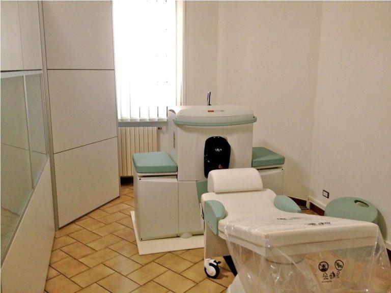 stanza radiografie