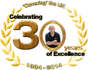 30 Years of Excellence Logo