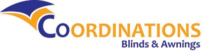 co ordinations blinds and awnings business logo