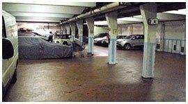 parcheggio palalottomatica