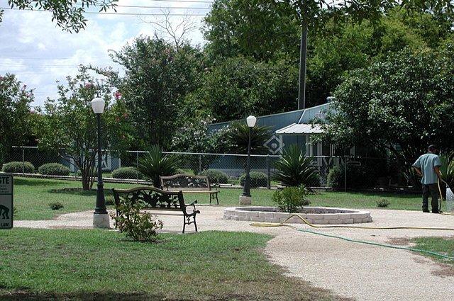 Short term RV park San Antonio, TX