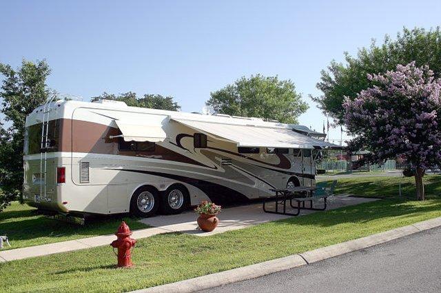 Long term RV park San Antonio, TX
