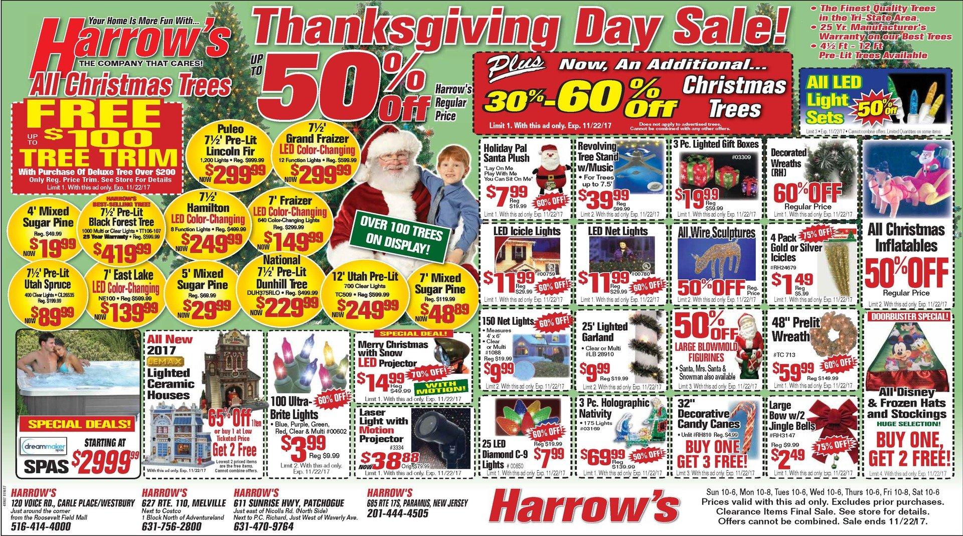 christmas tree shop flyer vermont best template collection
