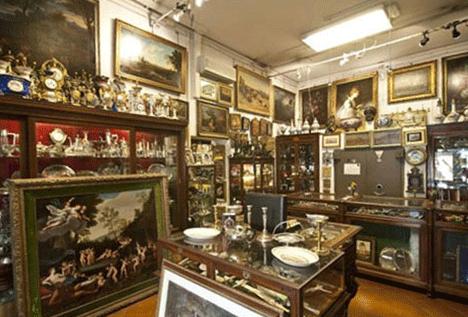 Vendita oggetti da collezione e dipinti antichi roma for Oggetti sacri roma