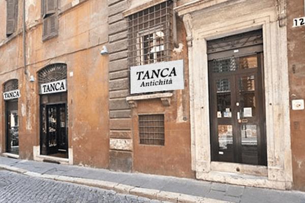 esterno negozio Tanca