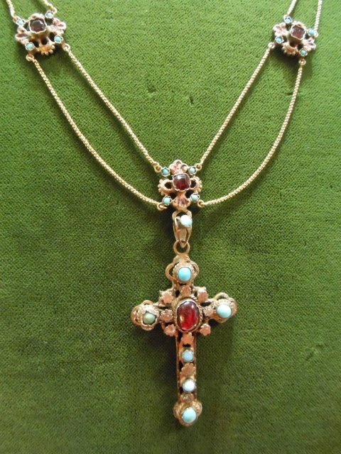 croce pendente