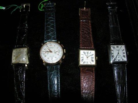 orologio da polso antico