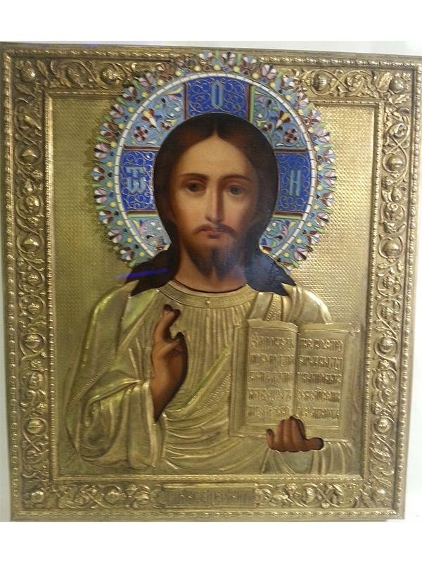 Cristo Pantacreator