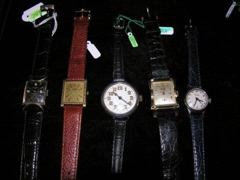 orologi antichi da polso