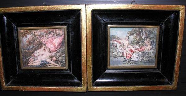 porcellane dipinte