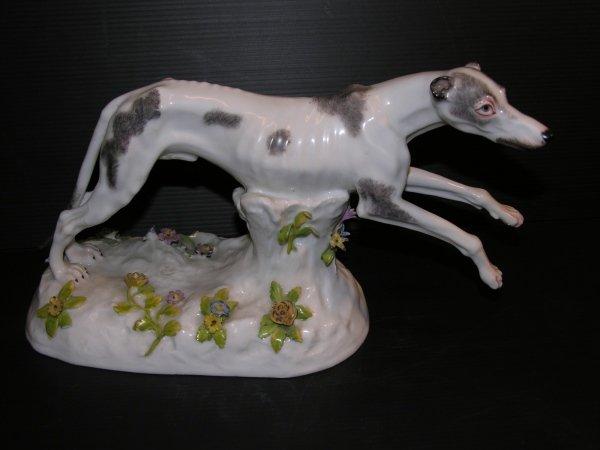 scultura cane