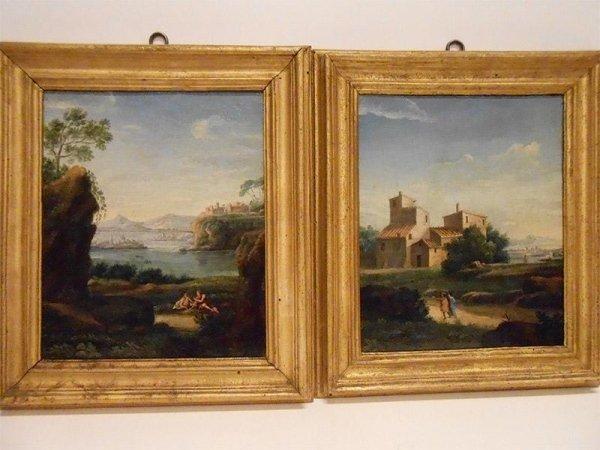 Vendita dipinti antichi roma eredi tanca for Vendita cornici per quadri