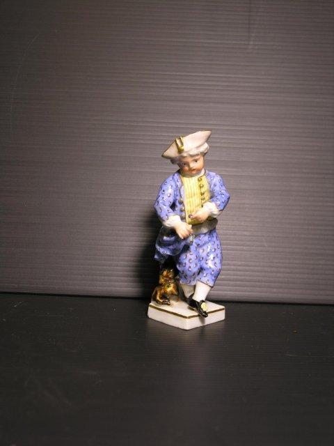 statuetta porcellana