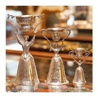 Bicchieri argento nozze