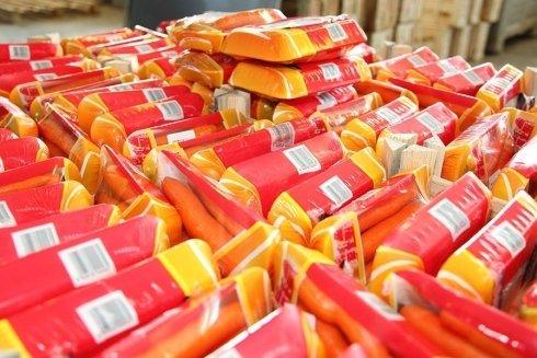 imballaggio carote