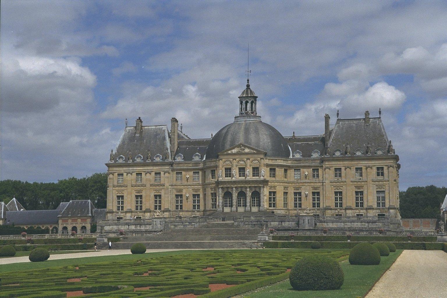Chateau Vaux le Vicomte (Moonraker - 1979)