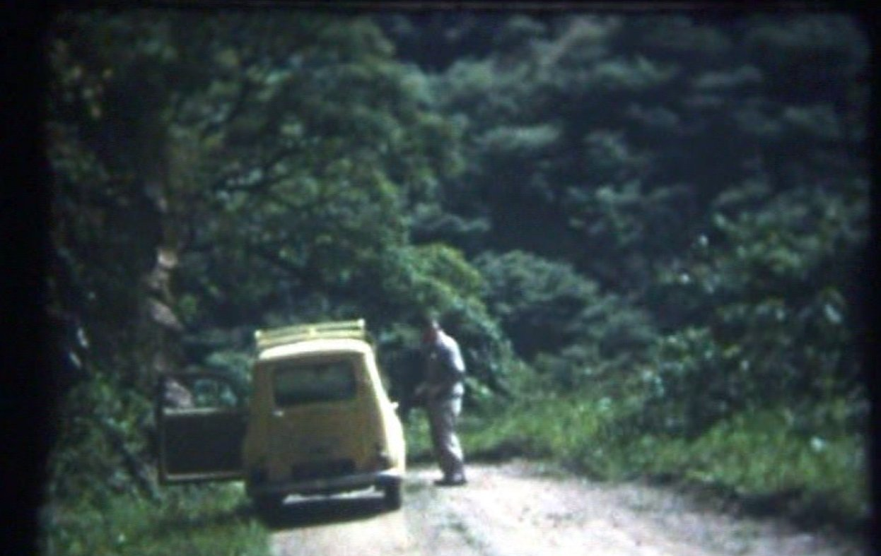 Driving an Austin A30 through Africa is not something I would do these days..