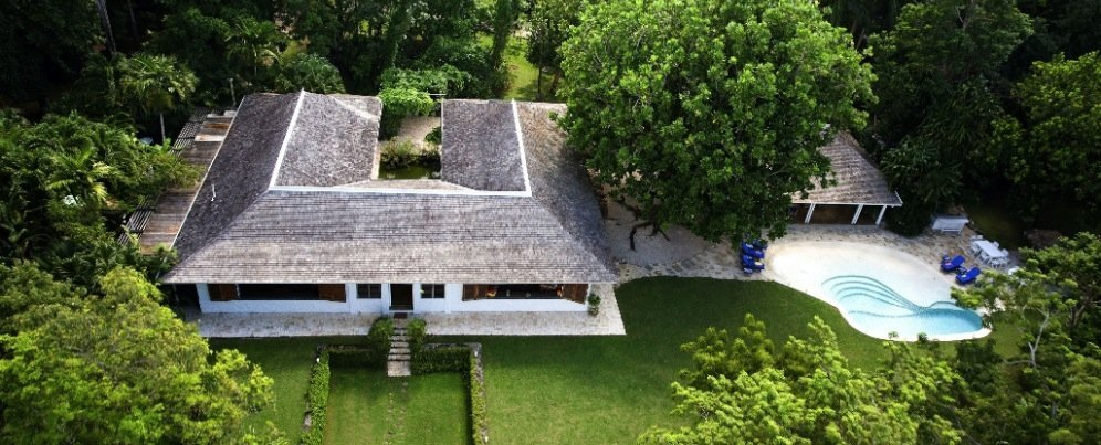 Fleming's original house Goldeneye, now part of Island Outpost's luxurious retreats