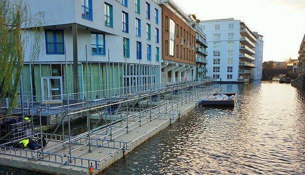 Camden Lock, London, UK