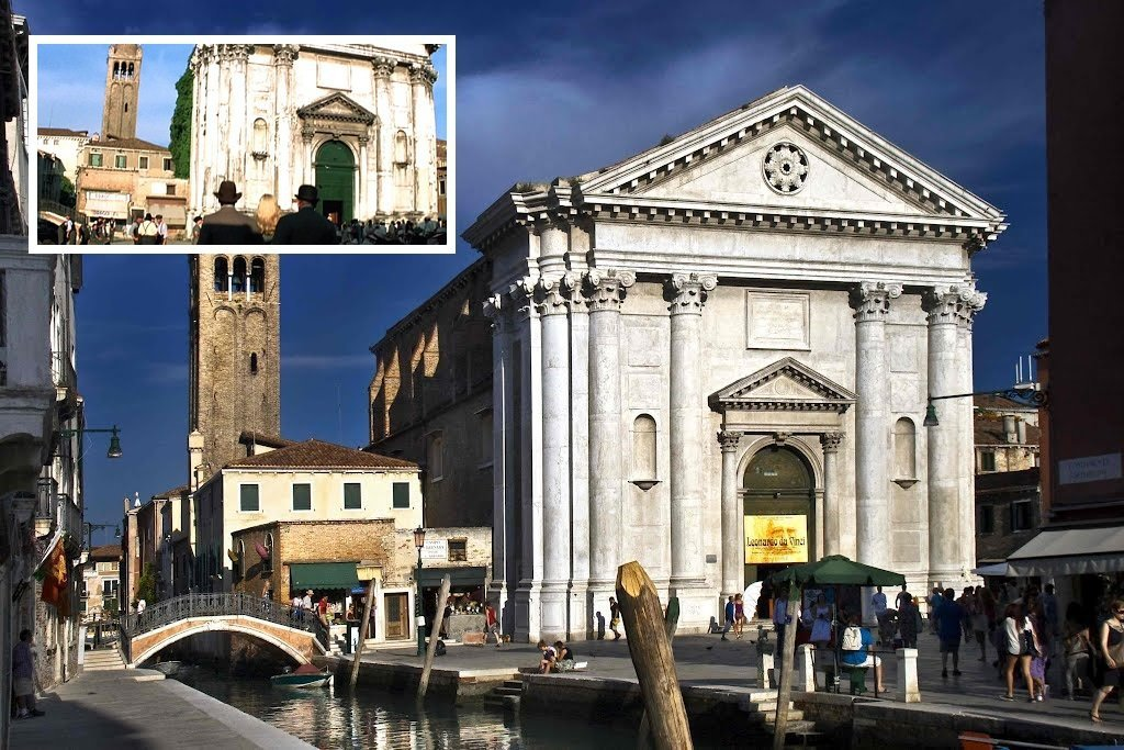 Campo San Barnaba, as seen in 'Indiana Jones and the Last Crusade'