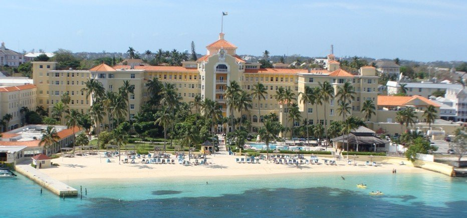 The British Colonial Hilton in Nassau