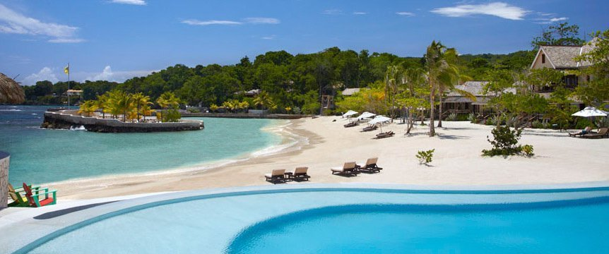 Goldeneye Resort, an Island Outpost jewel