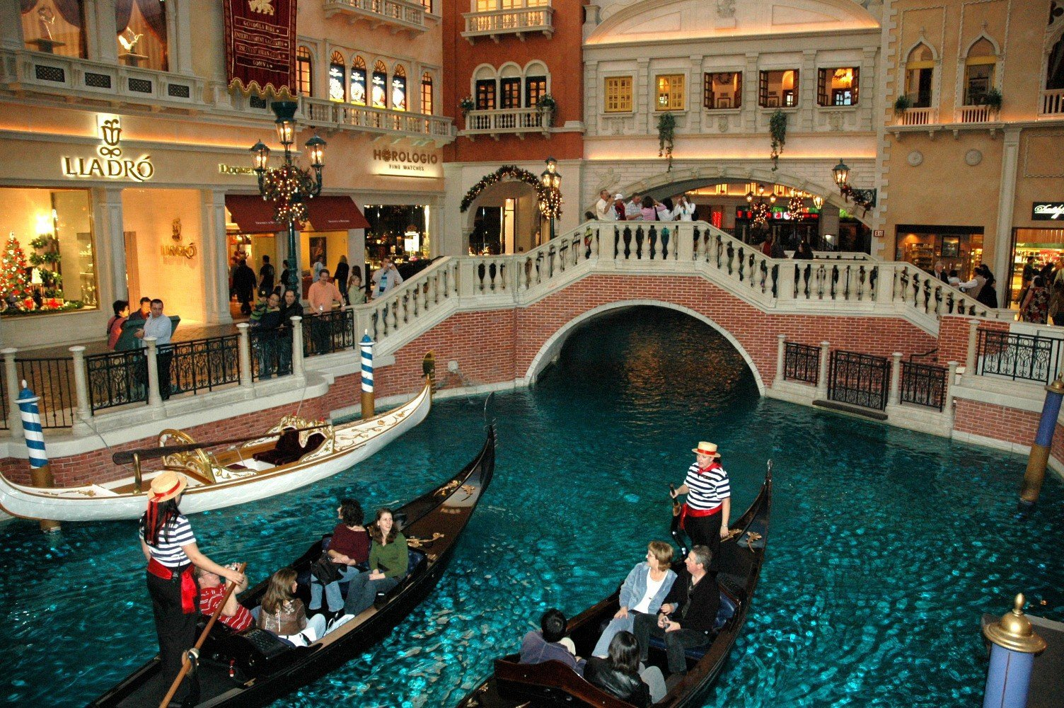 The Venetian comes close, but fails to capture the essence of Venice