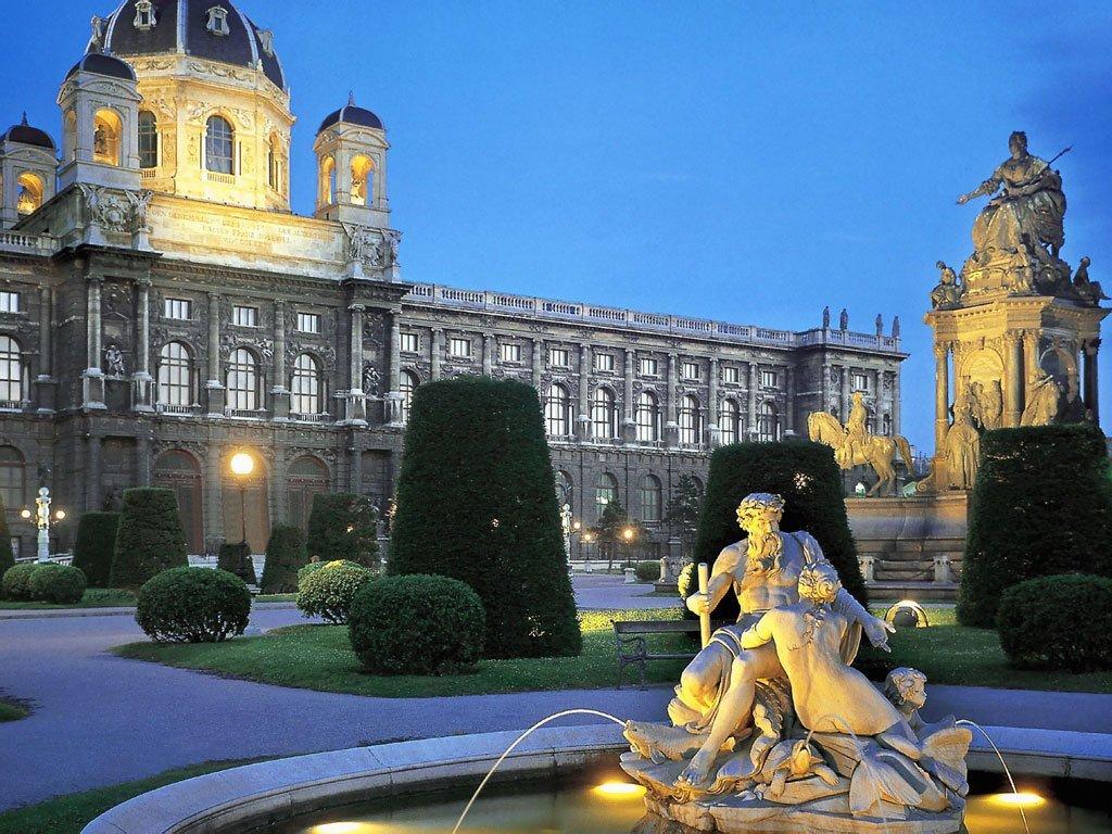 Where East meets West: Vienna, Austria