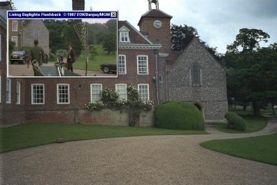 Stonor House, as seen in The Living Daylights (1987)