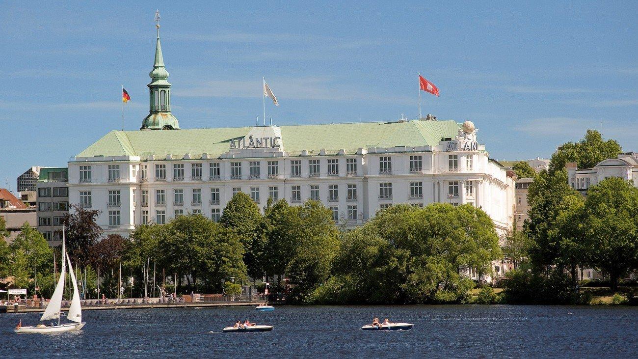 The Atlantic Kempinsky in Hamburg