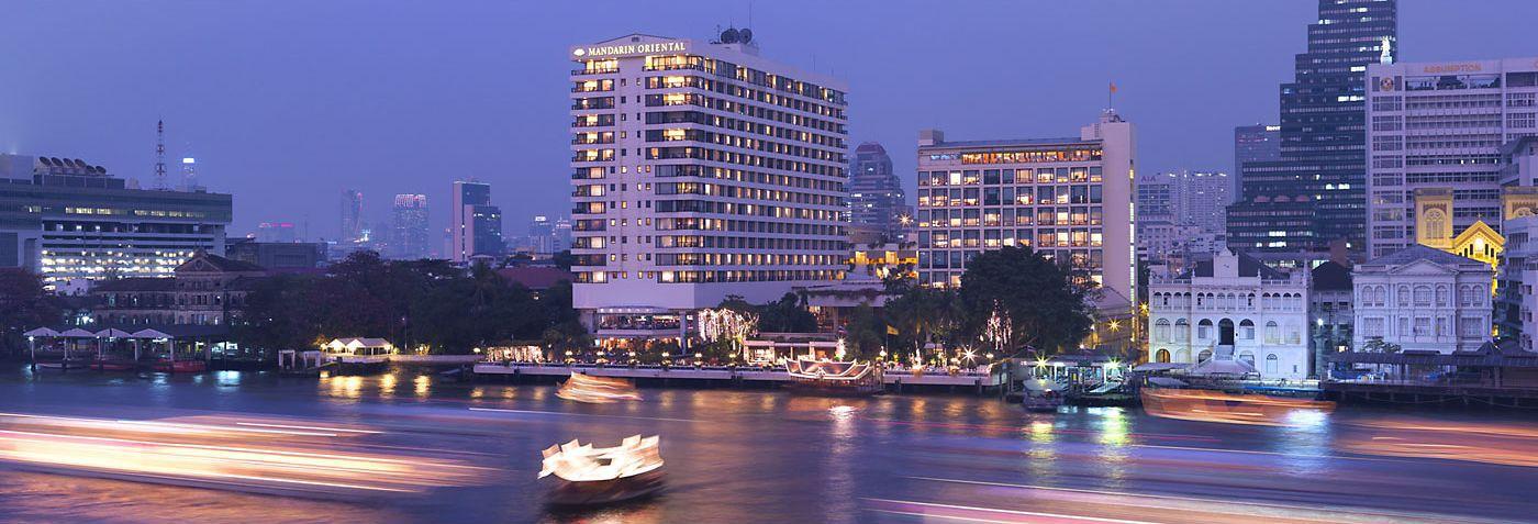 The Mandarin Oriental Bangkok