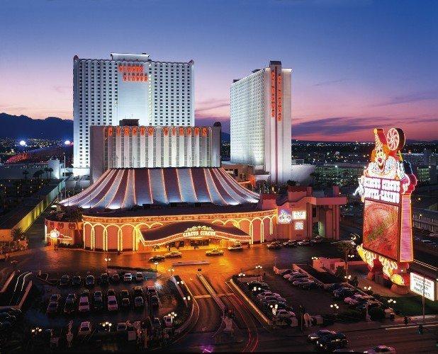The Circus Circus Hotel