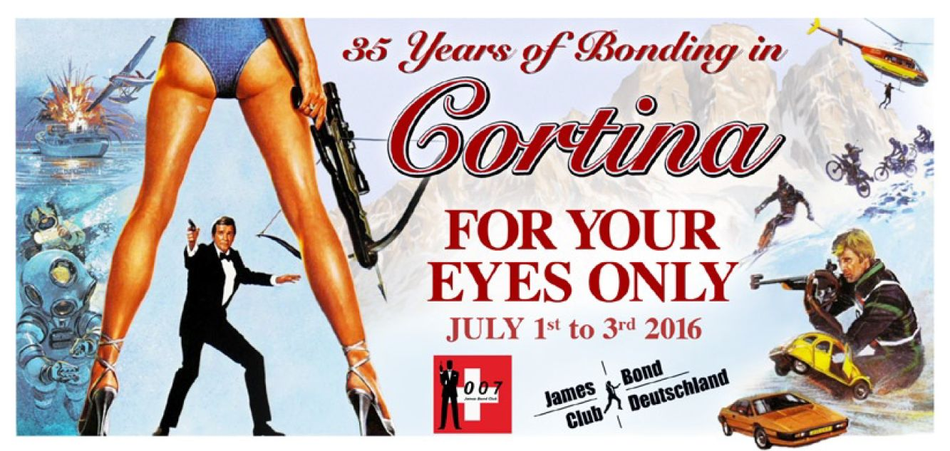 35 Years of Bonding in Cortina
