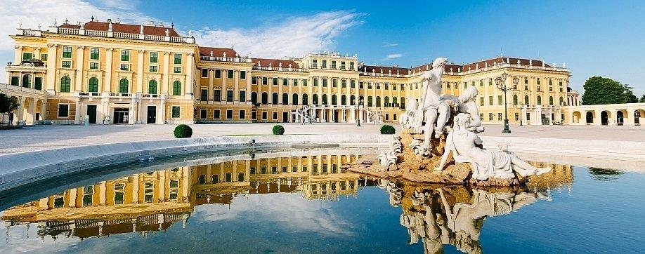 Vienna's Schoenbrunn Palace