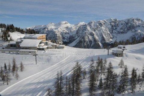 ski slopes - Madonna di Campiglio