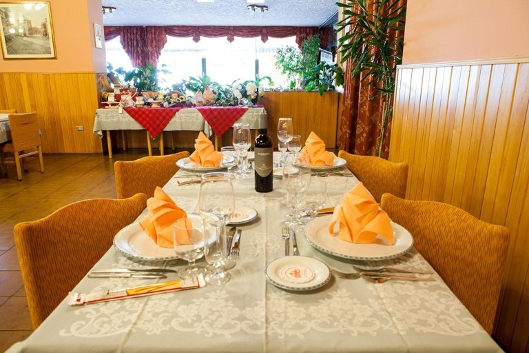 Restaurant - Hotel Sancamillo