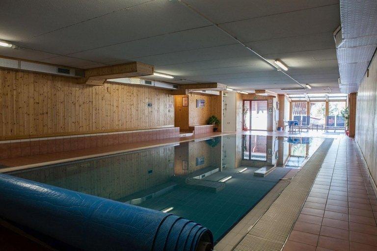 piscine - Hôtel Annamaria