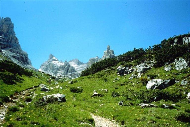 summer activities - Madonna di Campiglio